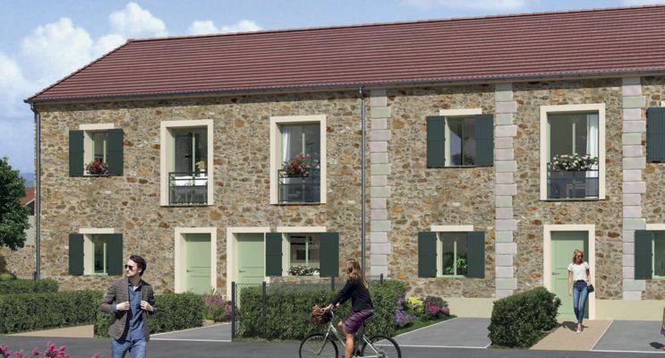 Photo n°2 du Résidence « La Clé Des Champs » programme immobilier neuf en Loi Pinel à Vert-le-Grand