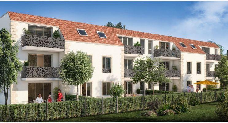 Photo du Résidence « Le Green Val » programme immobilier neuf en Loi Pinel à Vert-le-Petit