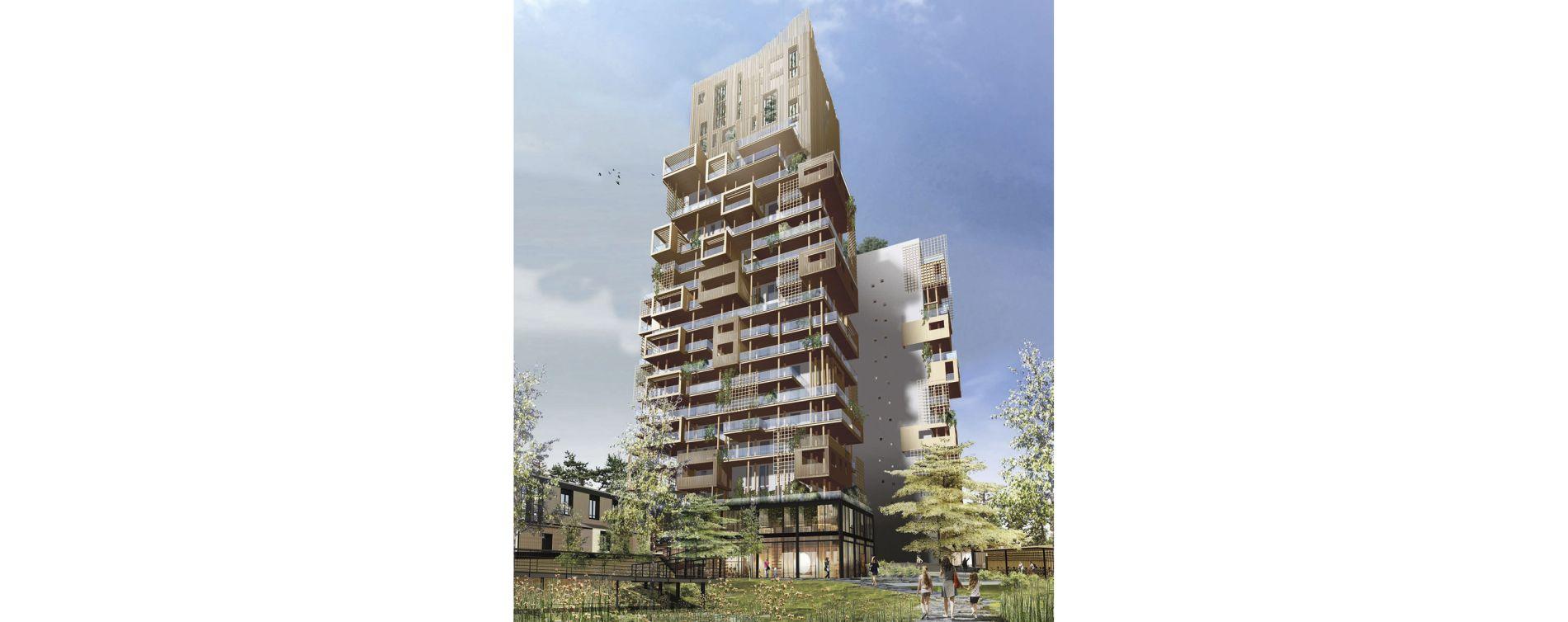Vigneux-sur-Seine : programme immobilier neuve « Le 27 » en Loi Pinel (2)