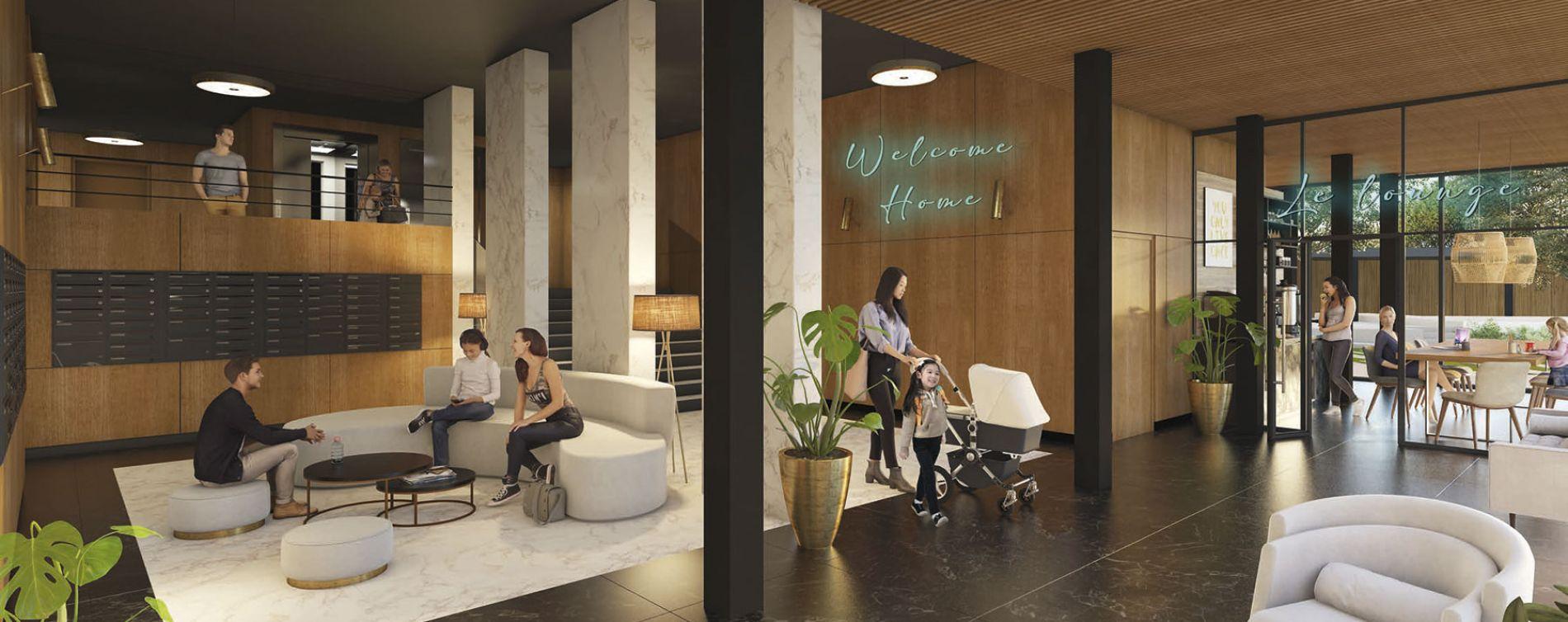 Vigneux-sur-Seine : programme immobilier neuve « Le 27 » en Loi Pinel (4)