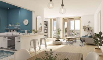 Vigneux-sur-Seine programme immobilier neuve « Le 27 » en Loi Pinel  (5)