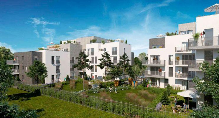 Résidence « Parc Concorde » programme immobilier neuf en Loi Pinel à Vigneux-sur-Seine n°2