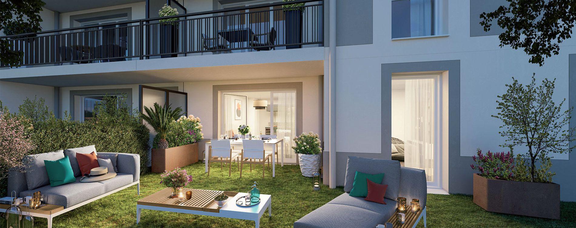 Villabé : programme immobilier neuve « Programme immobilier n°219535 » en Loi Pinel (2)