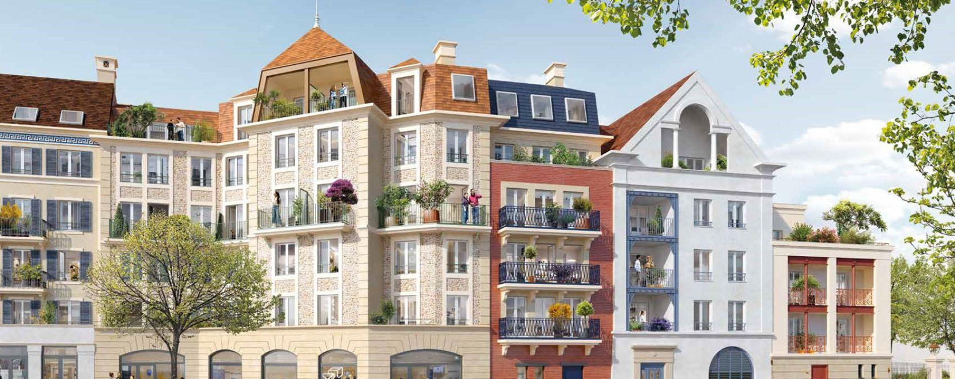 Wissous : programme immobilier neuve « Unisson » en Loi Pinel