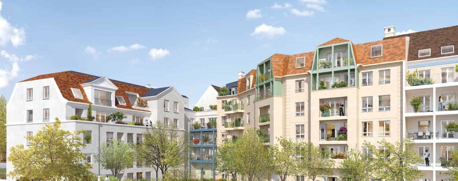Wissous : programme immobilier neuve « Unisson » en Loi Pinel (2)