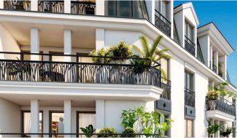 Résidence « Allure » programme immobilier neuf en Loi Pinel à Antony n°2