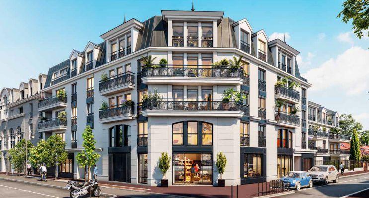 Photo du Résidence « Allure » programme immobilier neuf en Loi Pinel à Antony