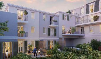 Antony programme immobilier neuf « La résidence de l'Aurore » en Loi Pinel