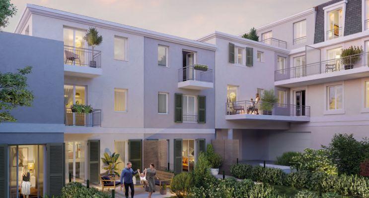 Antony programme immobilier neuf « La résidence de l'Aurore