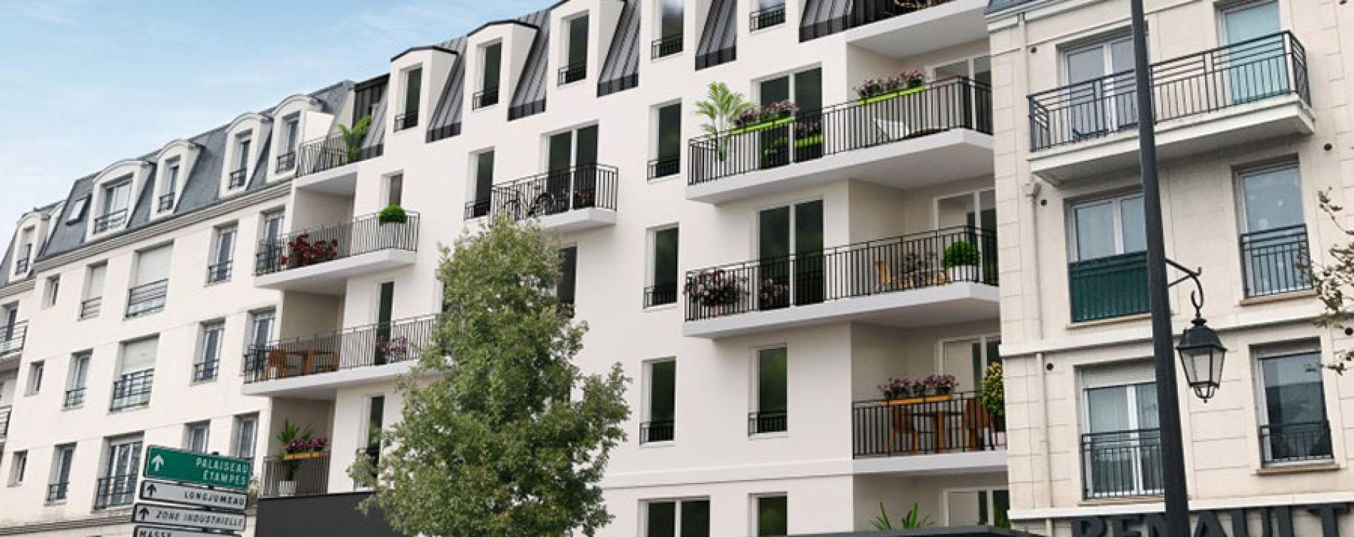 le germaine antony programme immobilier neuf n 214088. Black Bedroom Furniture Sets. Home Design Ideas
