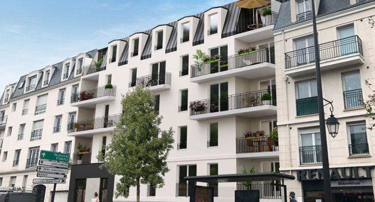 Photo du Résidence « Le Germaine » programme immobilier neuf à Antony