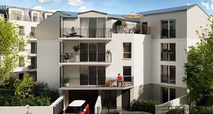 Résidence « Le Germaine » programme immobilier neuf en Loi Pinel à Antony n°2