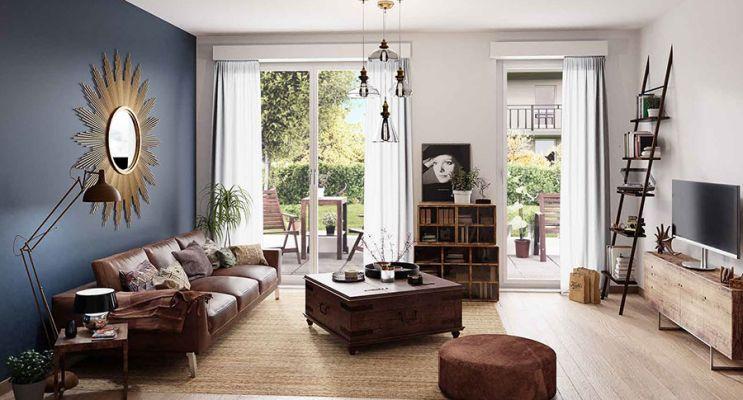 Résidence « Le Germaine » programme immobilier neuf en Loi Pinel à Antony n°3