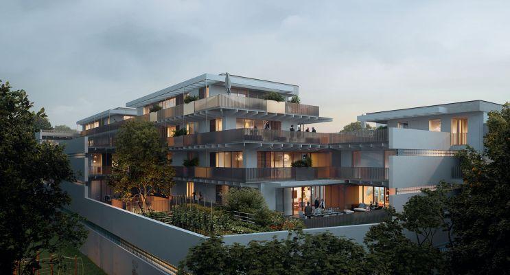 Photo du Résidence « Terrasses En Scène » programme immobilier neuf en Loi Pinel à Antony