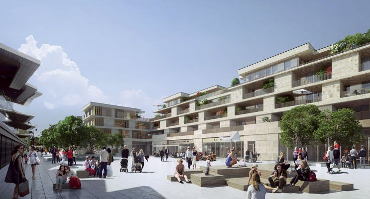Résidence « Terrasses En Scène » programme immobilier neuf en Loi Pinel à Antony n°2