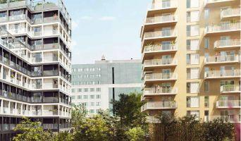 Asnières-sur-Seine programme immobilier neuve « Amplitude »  (3)
