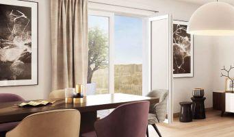 Asnières-sur-Seine programme immobilier neuve « Amplitude »  (4)