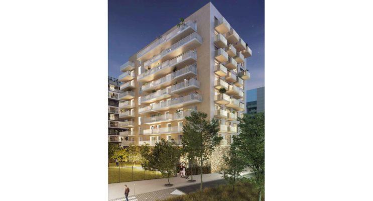 Résidence « Amplitude » programme immobilier neuf en Loi Pinel à Asnières-sur-Seine n°2