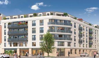 Photo du Résidence «  n°217728 » programme immobilier neuf en Loi Pinel à Asnières-sur-Seine