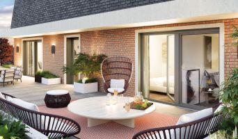Photo du Résidence « L'Inédit » programme immobilier neuf en Loi Pinel à Asnières-sur-Seine
