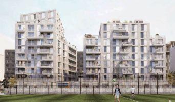 Asnières-sur-Seine programme immobilier neuf « Olympéa