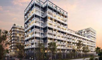 Photo du Résidence « Partition » programme immobilier neuf en Loi Pinel à Asnières-sur-Seine