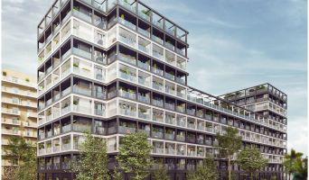 Asnières-sur-Seine programme immobilier neuve « Partition » en Loi Pinel  (2)
