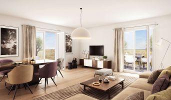 Asnières-sur-Seine programme immobilier neuve « Partition » en Loi Pinel  (4)