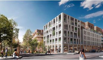 Photo du Résidence « Promenade Manet » programme immobilier neuf à Asnières-sur-Seine