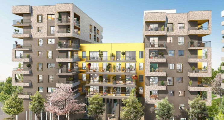 Photo du Résidence « So Oh Tranche 2 » programme immobilier neuf en Loi Pinel à Asnières-sur-Seine