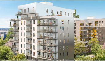 Asnières-sur-Seine programme immobilier neuve « So Oh »  (4)