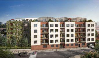 Photo du Résidence « B92 » programme immobilier neuf en Loi Pinel à Bagneux