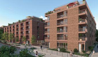 Photo du Résidence « Rue Gustave Courbet » programme immobilier neuf en Loi Pinel à Bagneux