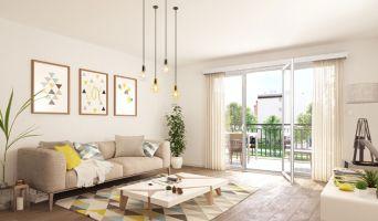 Bois-Colombes programme immobilier neuf « Sérénia