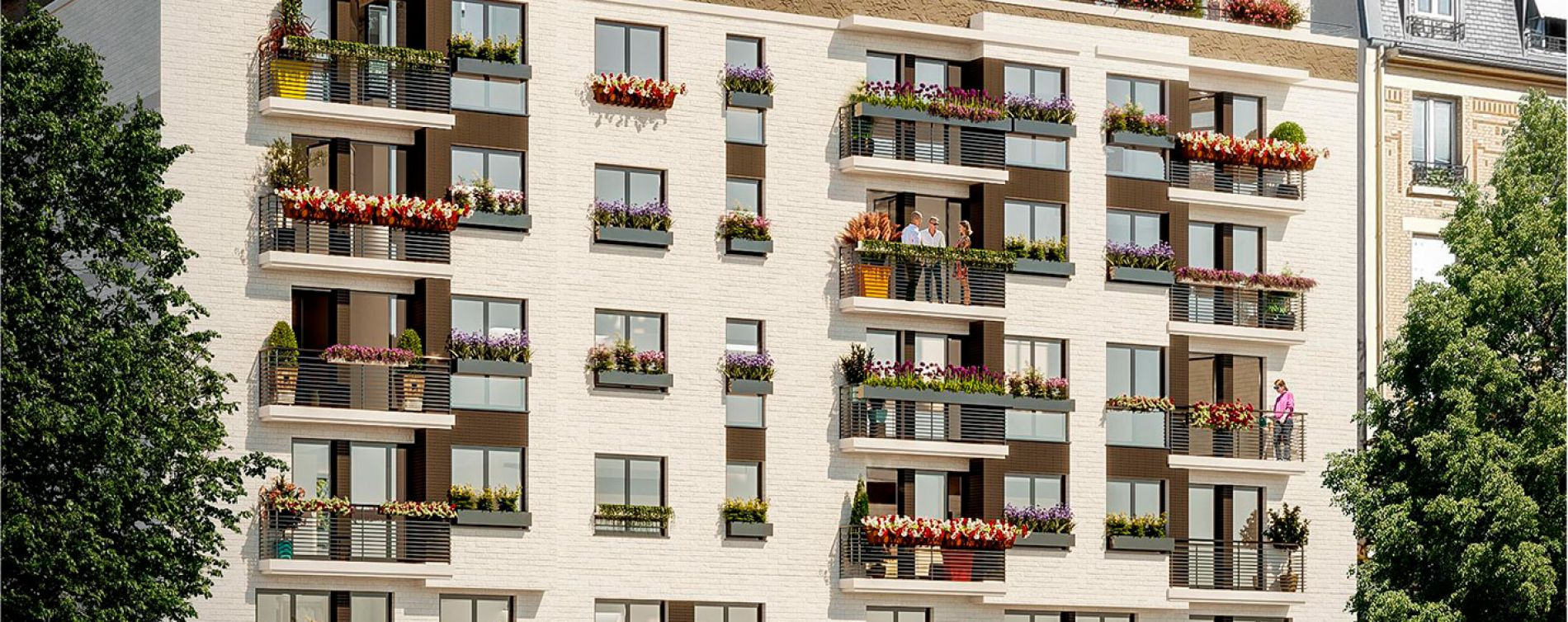 Résidence Confidentiel à Boulogne-Billancourt