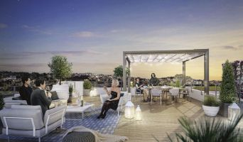 Photo du Résidence « L'Exception » programme immobilier neuf en Loi Pinel à Boulogne-Billancourt