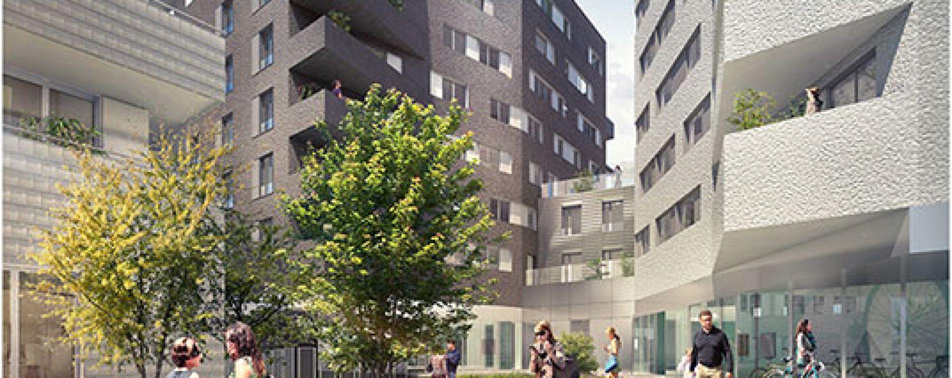 Résidence Riv'elegance à Boulogne-Billancourt