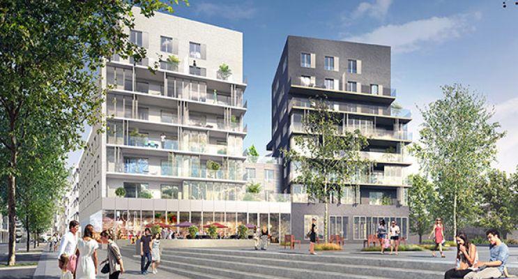Photo du Résidence «  n°29316 » programme immobilier neuf en Nue Propriété à Boulogne-Billancourt