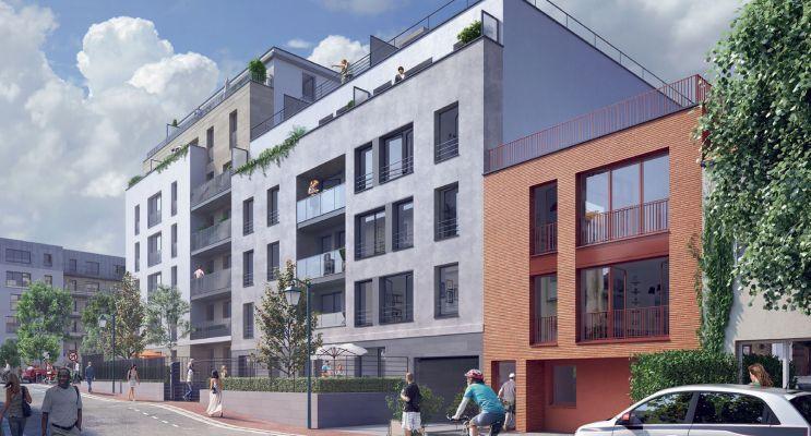 Résidence « Influence - Cottages » programme immobilier neuf en Loi Pinel à Bourg-la-Reine