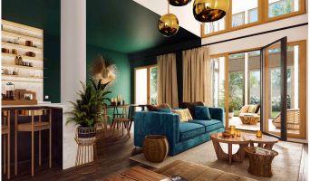Résidence « Botanik » programme immobilier neuf en Loi Pinel à Châtenay-Malabry n°5