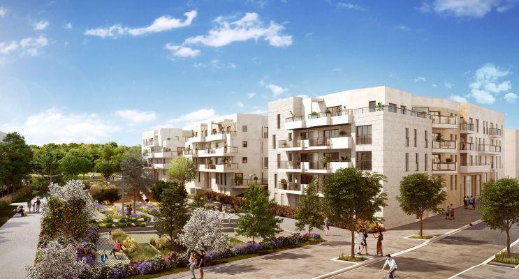 Résidence « Botanik » programme immobilier neuf en Loi Pinel à Châtenay-Malabry n°1