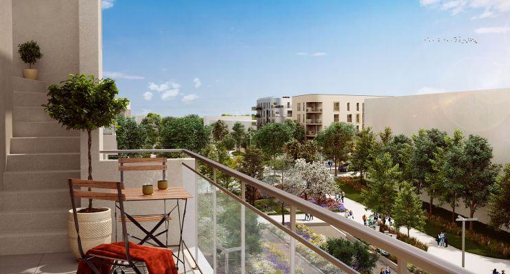 Résidence « Botanik » programme immobilier neuf en Loi Pinel à Châtenay-Malabry n°2