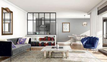 Résidence « Canopée » programme immobilier neuf en Loi Pinel à Châtenay-Malabry n°4