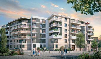 Résidence « Cascade » programme immobilier neuf en Loi Pinel à Châtenay-Malabry n°1