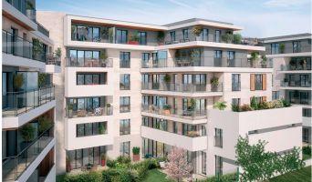 Résidence « Cascade » programme immobilier neuf en Loi Pinel à Châtenay-Malabry n°2