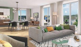 Résidence « Cascade » programme immobilier neuf en Loi Pinel à Châtenay-Malabry n°3