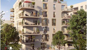 Photo du Résidence « Côté Jardin - LaVallée » programme immobilier neuf en Loi Pinel à Châtenay-Malabry