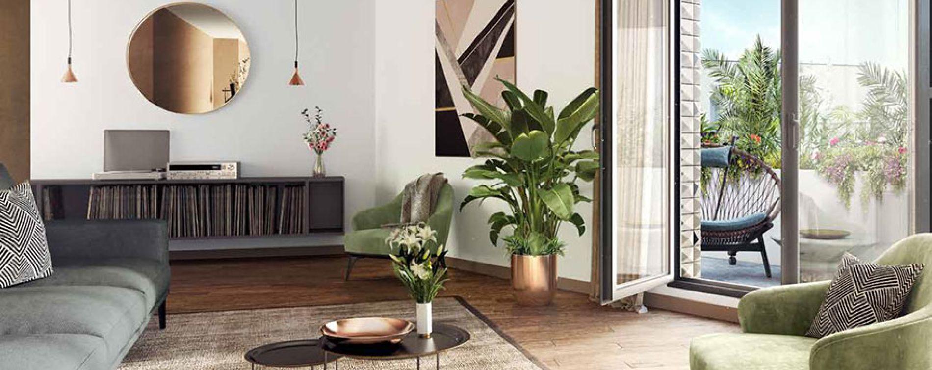 Châtenay-Malabry : programme immobilier neuve « Côté Jardin » en Loi Pinel (2)