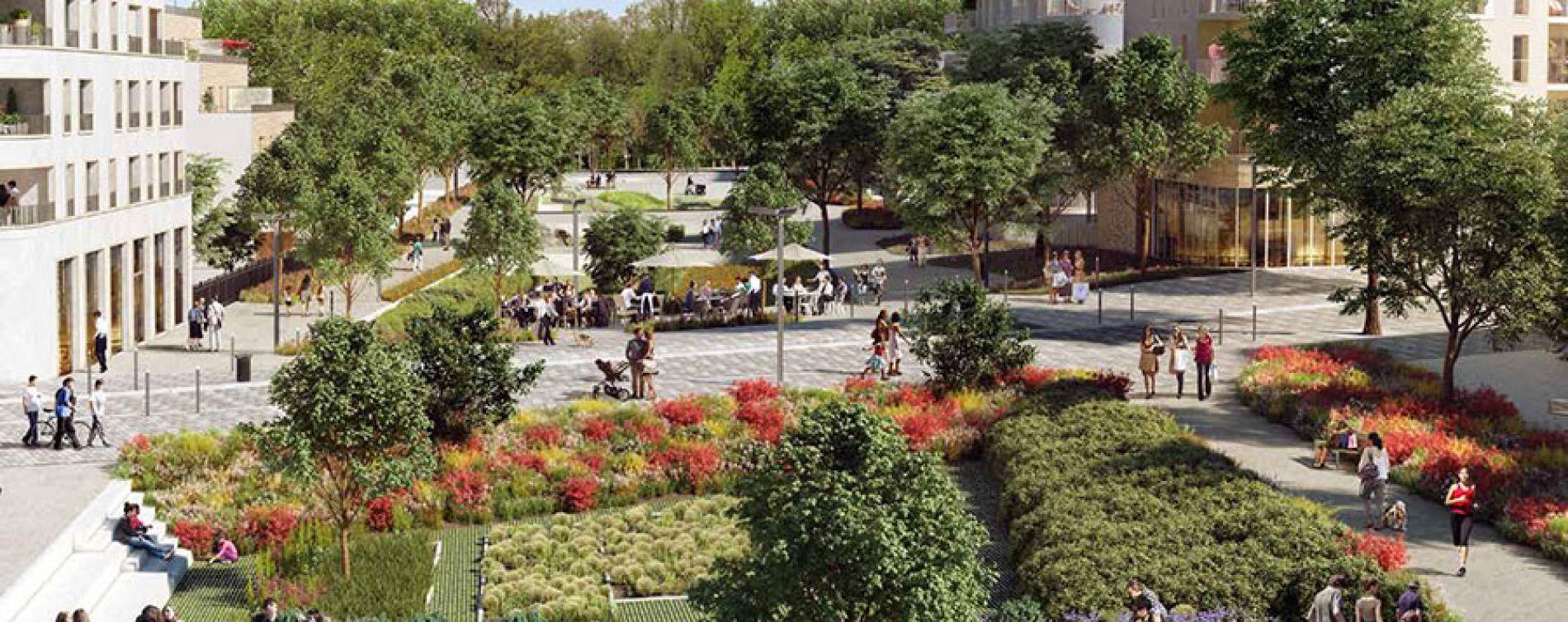 Châtenay-Malabry : programme immobilier neuve « Côté Jardin » en Loi Pinel (3)