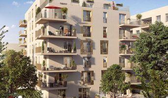 Châtenay-Malabry programme immobilier neuf « Côté Jardin